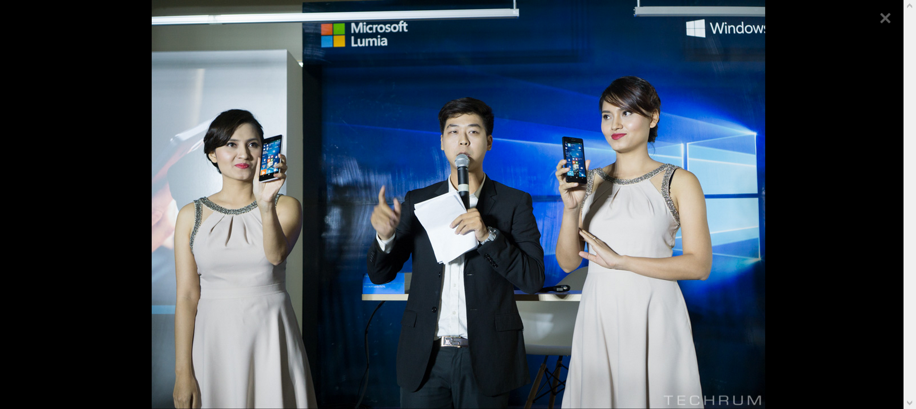 lumia 950 vietnam launch