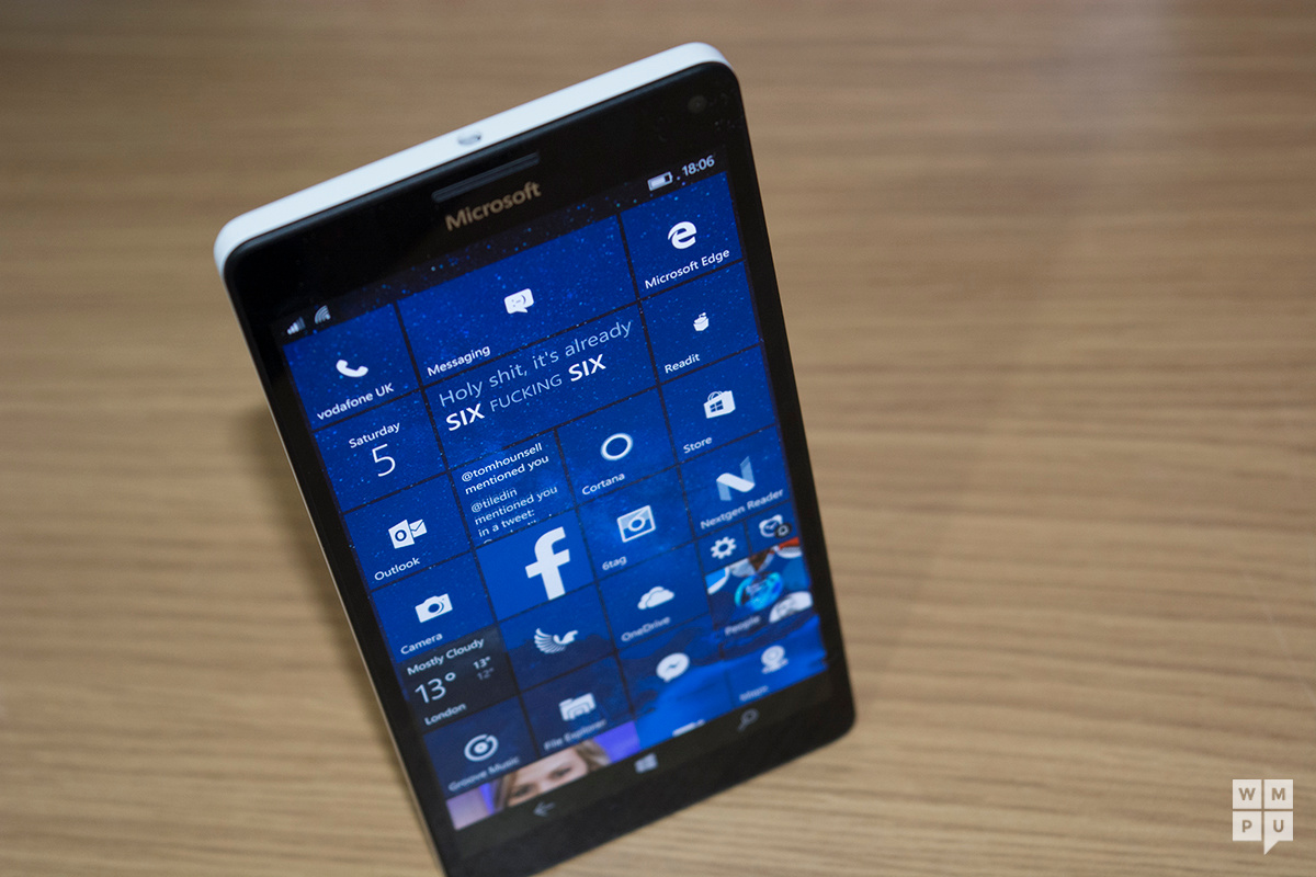 PSA Windows 10 Mobile Build 14267 Is Only Available To