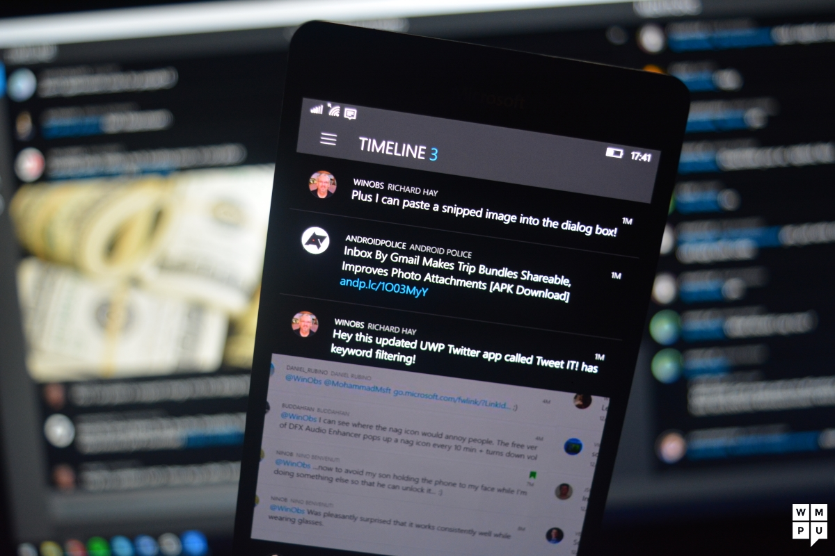 Tweet It! now available for Windows 10 and Mobile as a Universal app