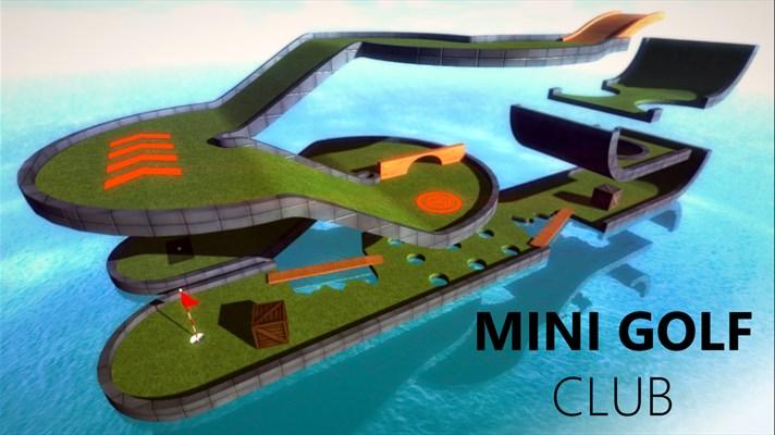 3D golf simulator, Mini Golf Club updated in the Windows Store 9
