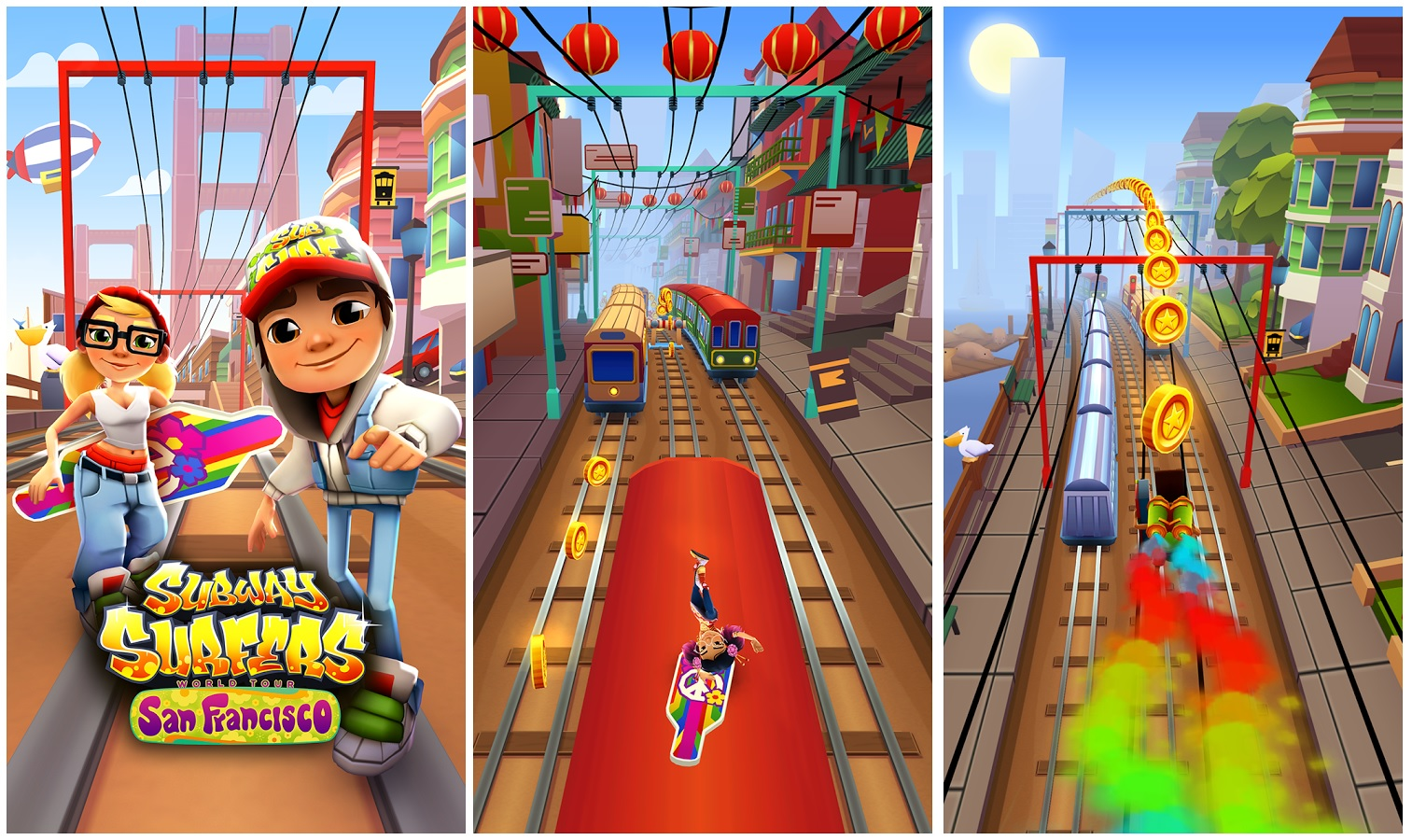 Subway surfer 3