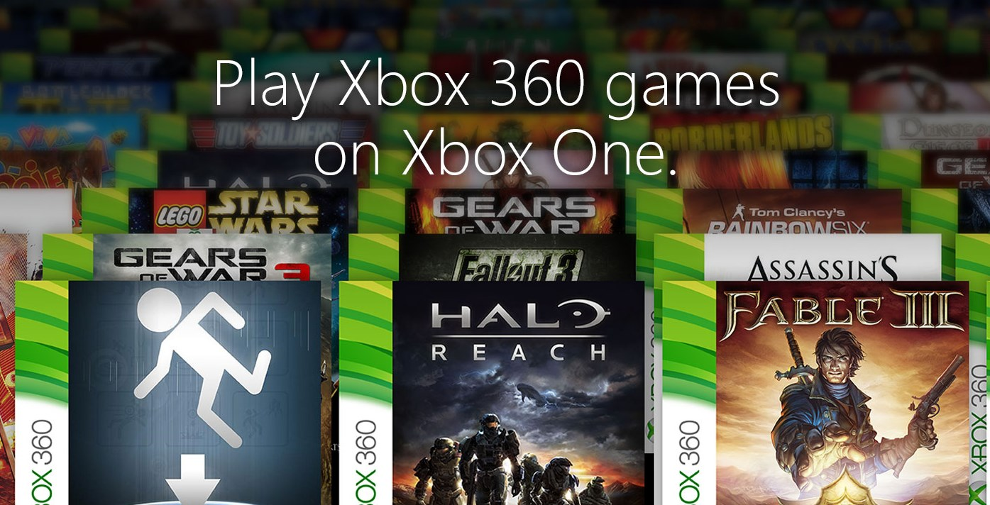 Xbox One Backwards Compatibility Adds Support For Multi-Disc Xbox 360 Titles - MSPoweruser