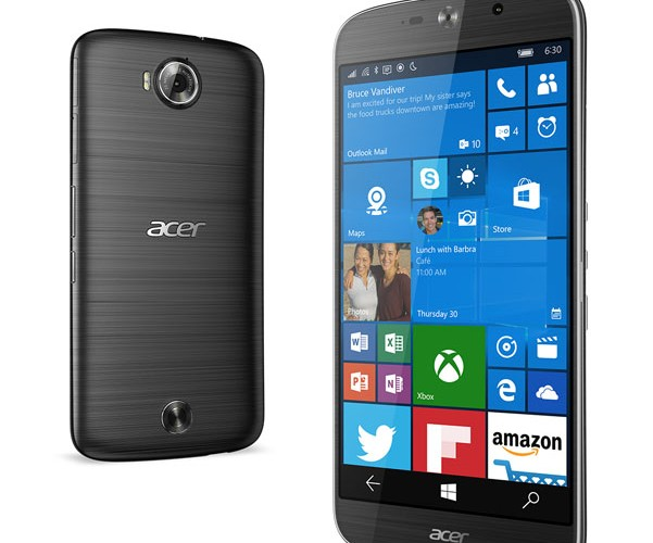 Acer ready to launch a mid-range Windows phone with Continuum 5