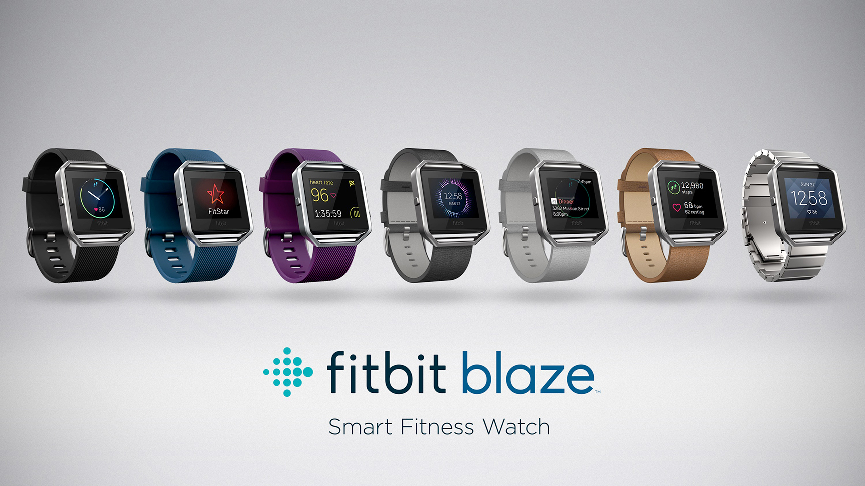 New Fitbit Blaze band now on sale - MSPoweruser