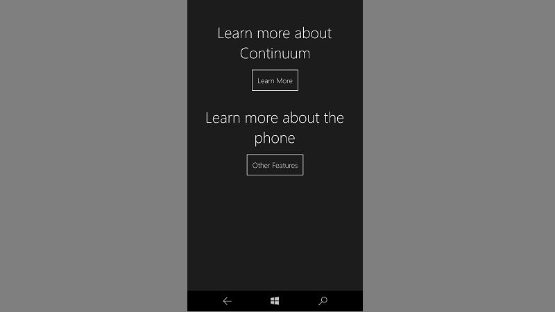 continuum demo app