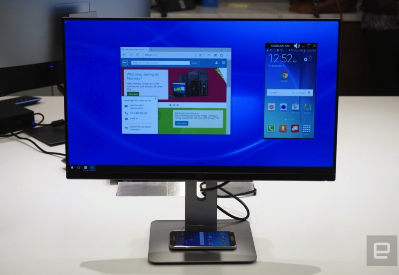 dell wireless monitor 2