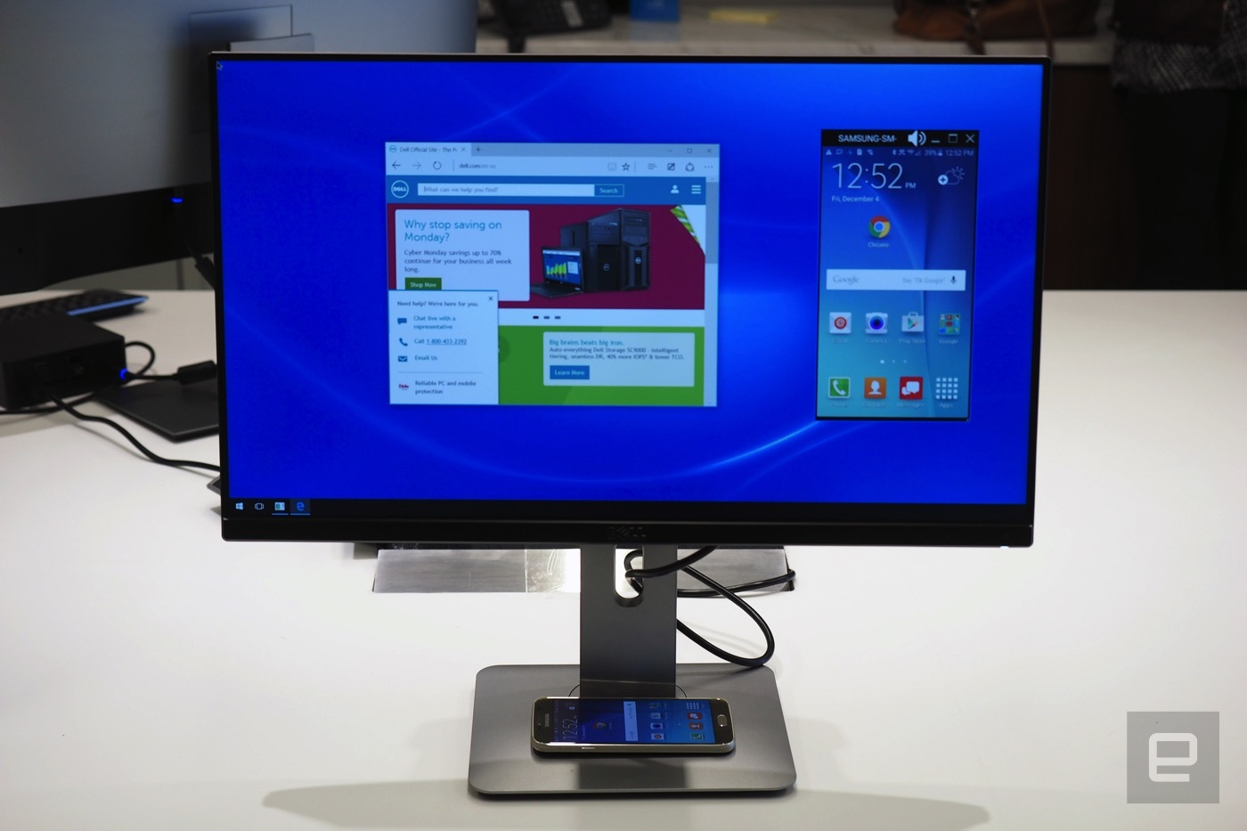 dell wireless monitor 1