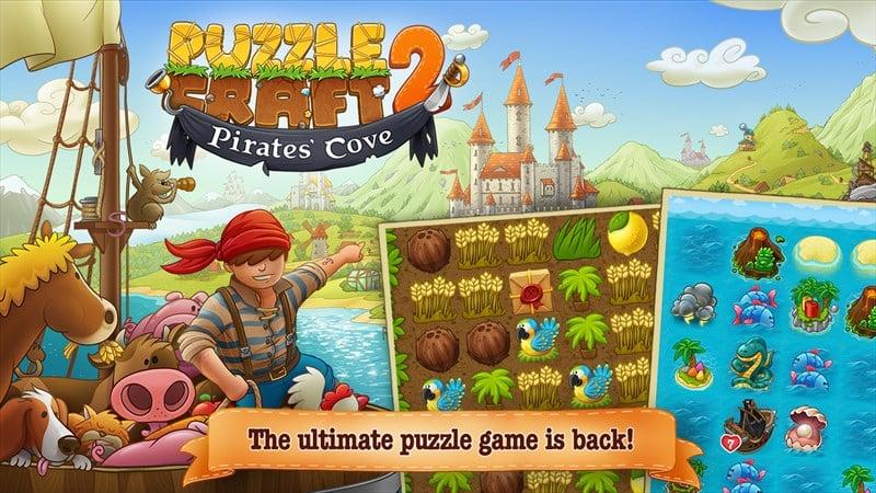 puzzlecraft 2