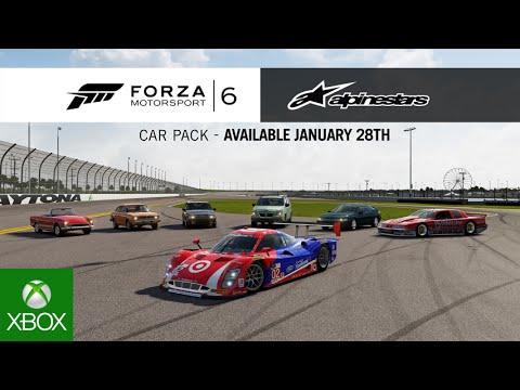 Forza Motorsport 6 AlpineStars Car Pack Coming Tomorrow 4