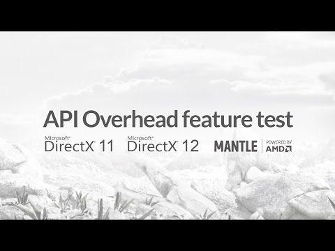 Futuremark Announces 3DMark API Overhead Feature Test, Supports DirectX 12 In Windows 10 10