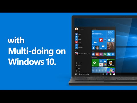 Microsoft Highlights New Multitasking Features Coming In Windows 10 7