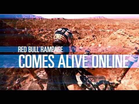 IE & Red Bull Team Up To Create 'Rampage' Website 4