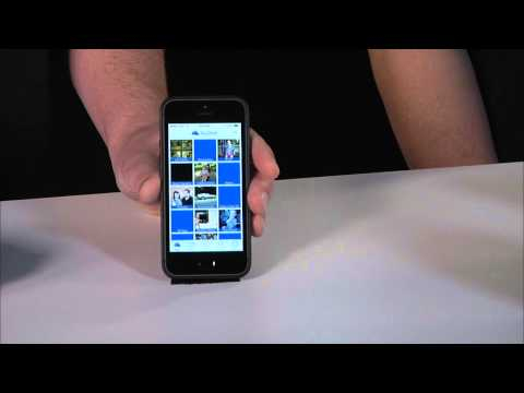 Microsoft Announces Auto Camera backup, Improved Office Files Editing On The SkyDrive App For iOS 7