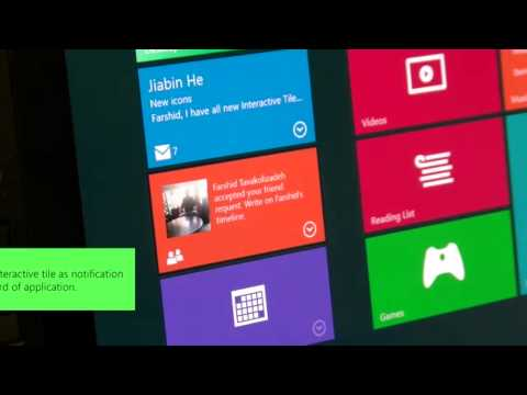 Microsoft Research Is Trying To Use Interactive Live Tiles To Improve Multitasking In Windows Modern Apps 3