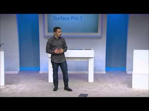 Watch Panos Panay Drop a Surface Pro 3 9