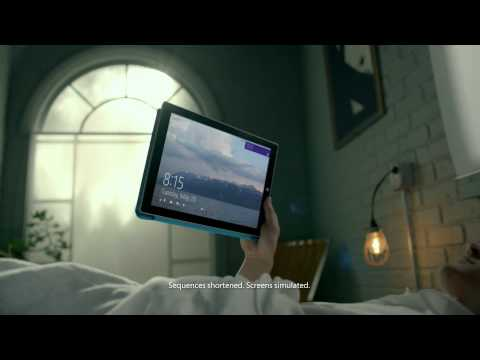 Microsoft Reveals Behind The Scenes Of Surface Pro 3 Ad, The Whole Ad Was Done In A Single Shot 14