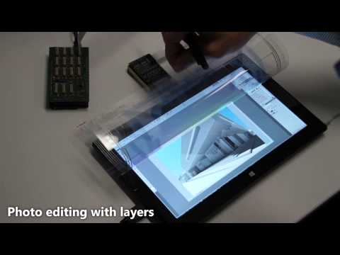 Microsoft Research's FlexSense Hints At The Possibilities Of New Accessories For Surface And Other Tablets 5