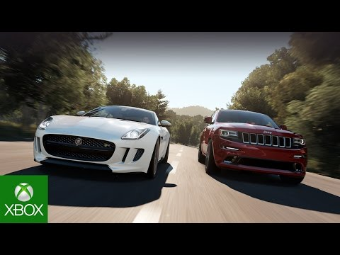 First Car Pack For Forza Horizon 2 Announces, Includes Jaguar F-Type R, 16v VW Scirocco And More 7