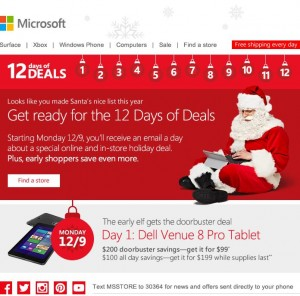 Microsoft Stores To Sell 8-inch Dell Venue Pro For Only $99! (Video) 1