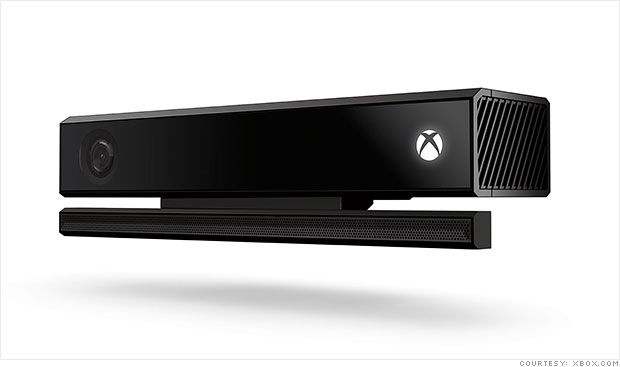 Microsoft Stops Production Of The Xbox One Kinect