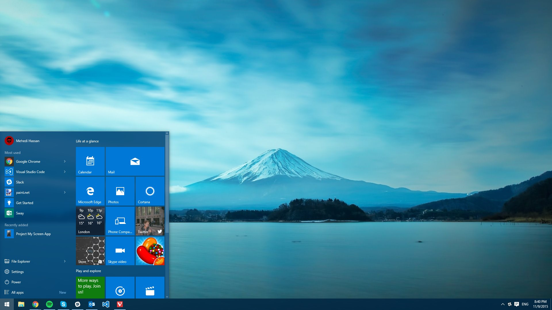 Microsoft releases Windows 10 Build 10586 to Windows Insiders on the