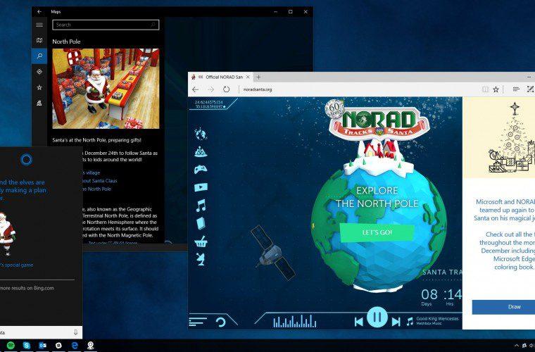 NORAD Santa Tracker - WMPoweruser