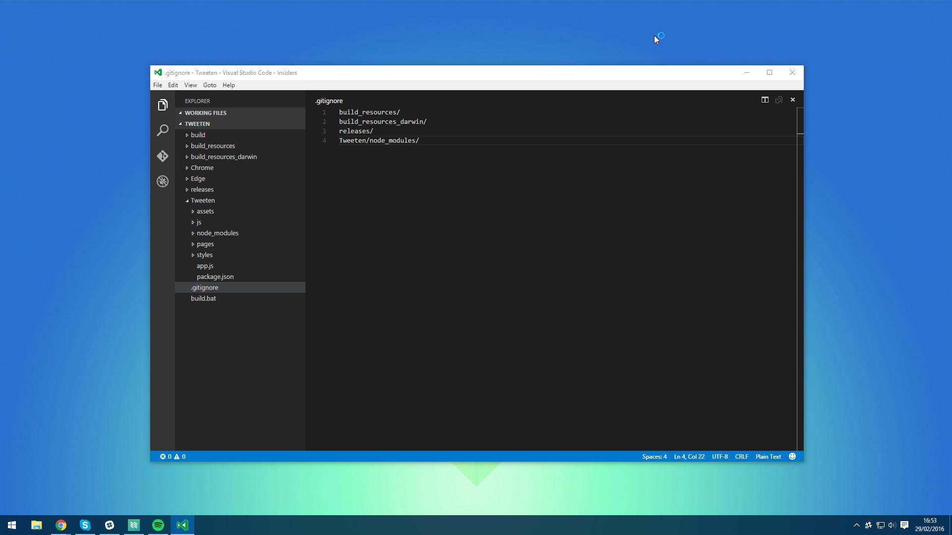 visual studio code insider update