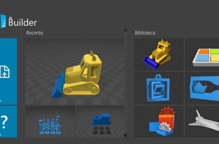 Microsoft's 3D Builder App Updated With Support For 3D Scan App 2