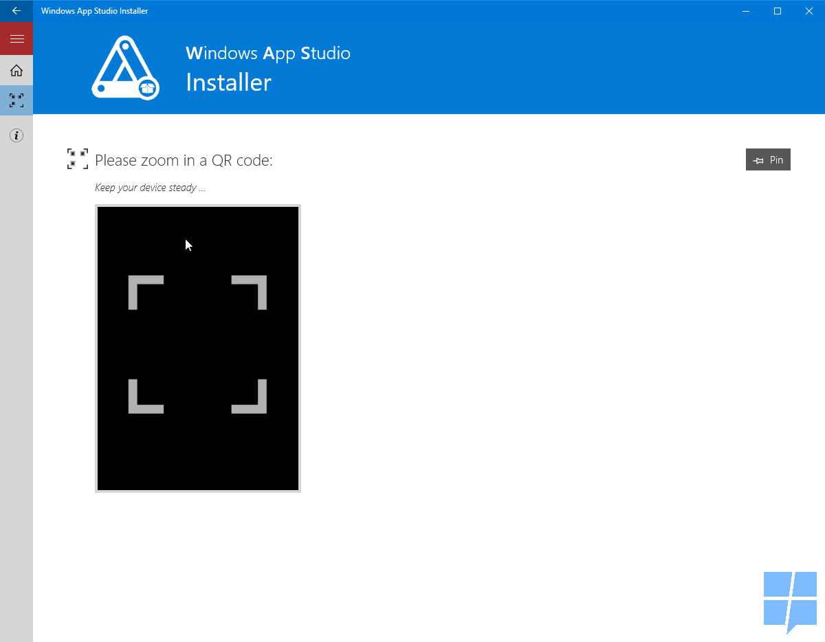 Windows App Studio Installer Now Available For Download From