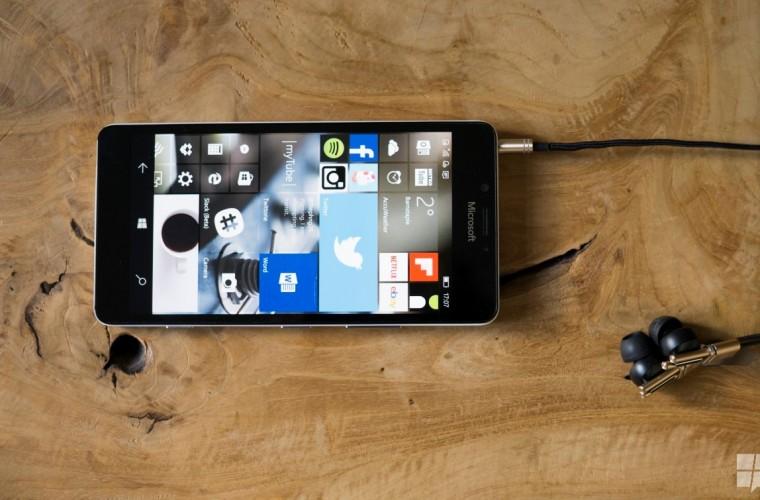 Windows 10 Mobile to get new screenshot capture sound, more Action Center UI improvements 2