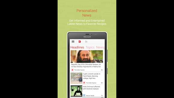newshunt software for mobile free