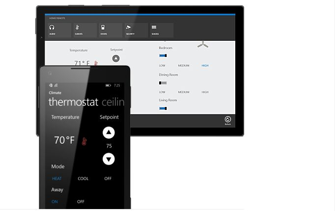 Home Remote Windows Store