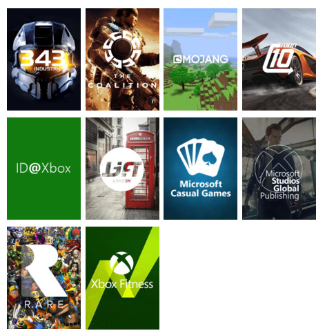 Microsoft Studios Present