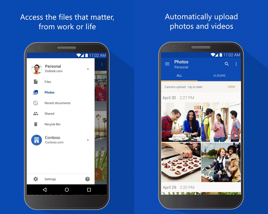 Onedrive For Android Updated With The Ability To Annotate