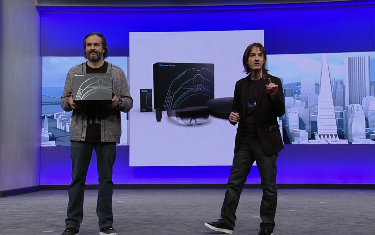 Build 2016: HoloLens DevKit to start shipping today 8