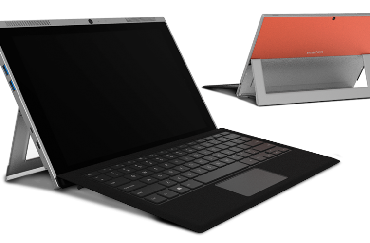 Indian startup Smartron announces t.book, a 2-in-1 Windows convertible to take on Surface Pro 4 14