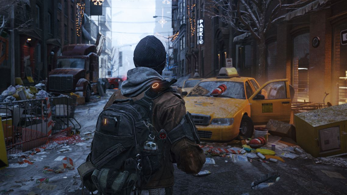 The Division is getting a massive update with new areas and modes this fall 1