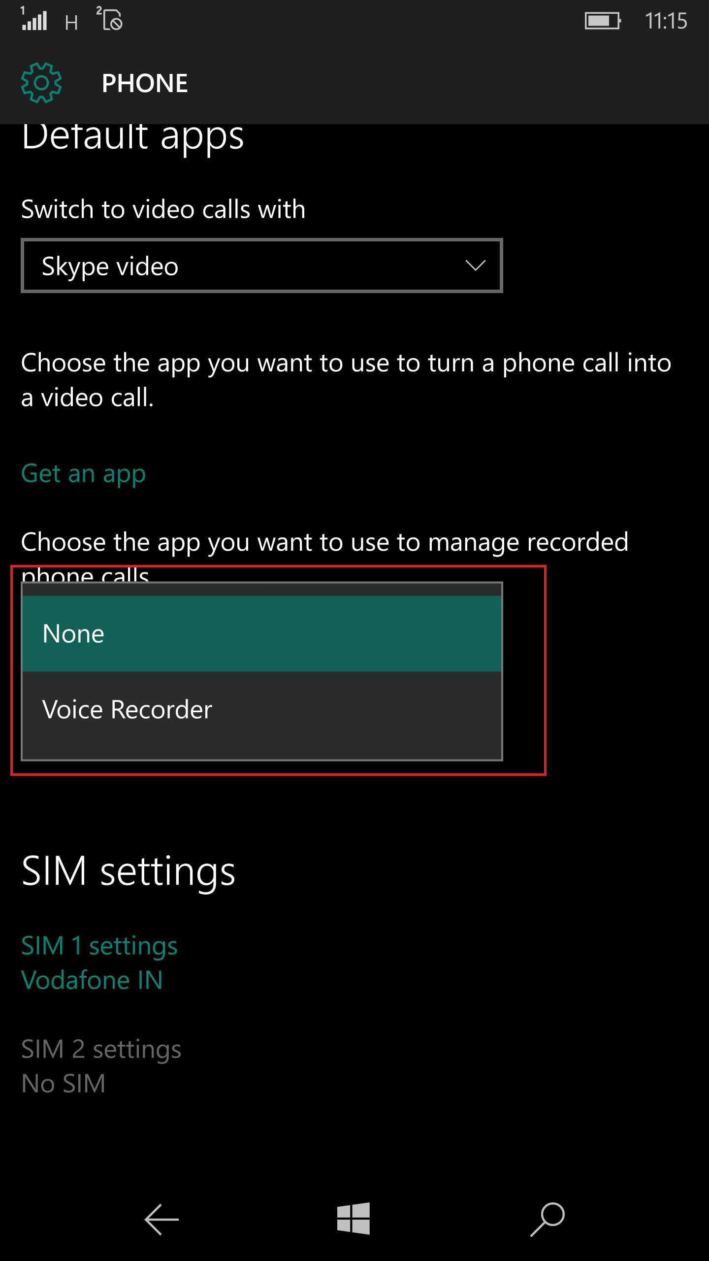 Windows 10 Call Recorder 4