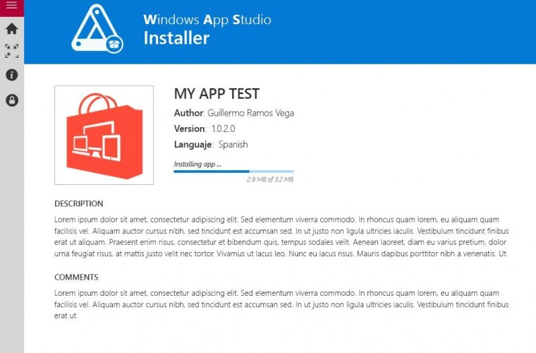 Windows App Studio Installer Now Available For Download From Windows Store 5