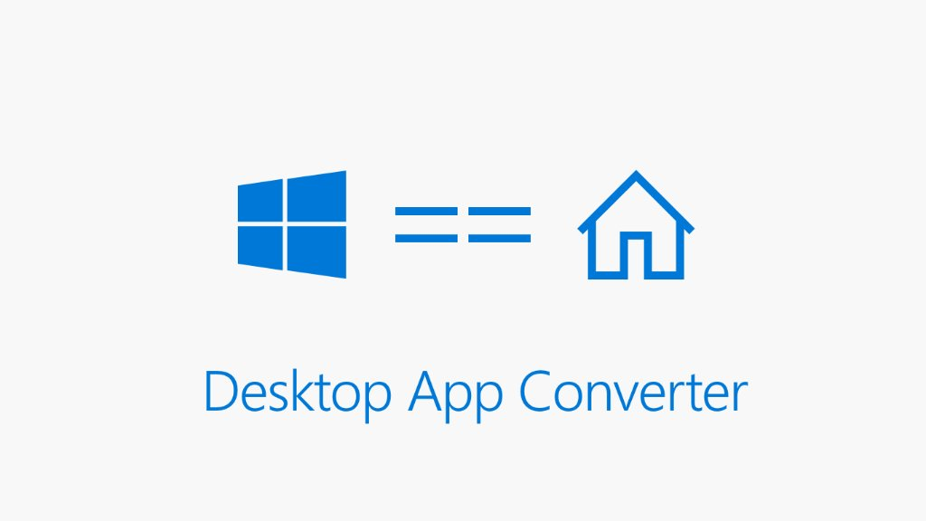 Windows Desktop App Converter