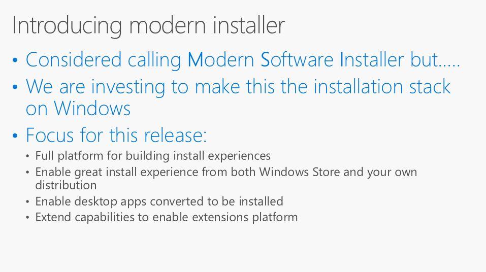 Windows Universal Apps 1