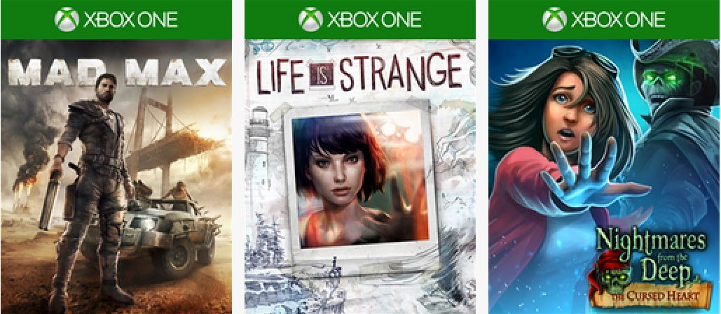 Xbox Live Deals March First Week