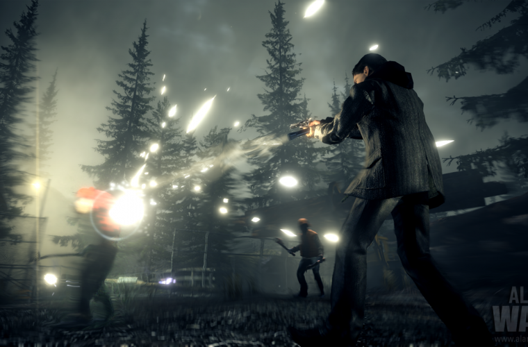 Microsoft owns publishing rights to Alan Wake and Quantum Break IP, explaining the lack of sequels despite Remedy's willingness 16