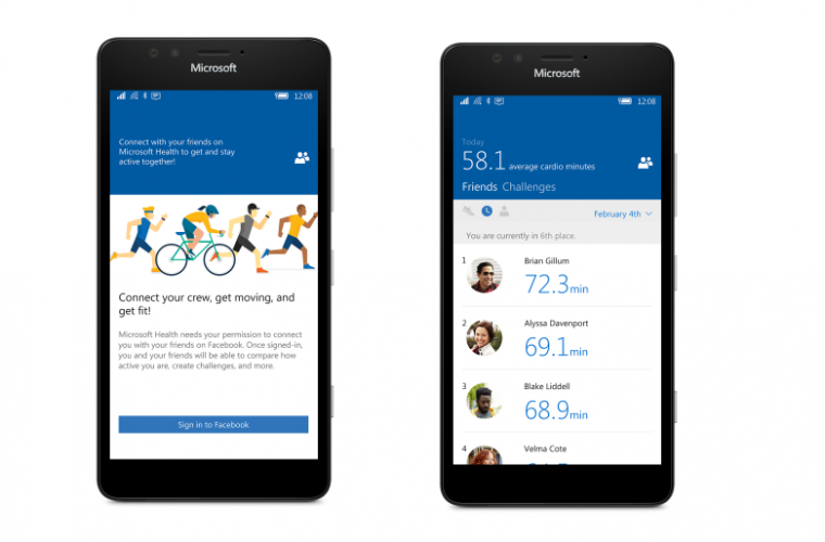 Microsoft Band app gets rare update to address syncing problems 5
