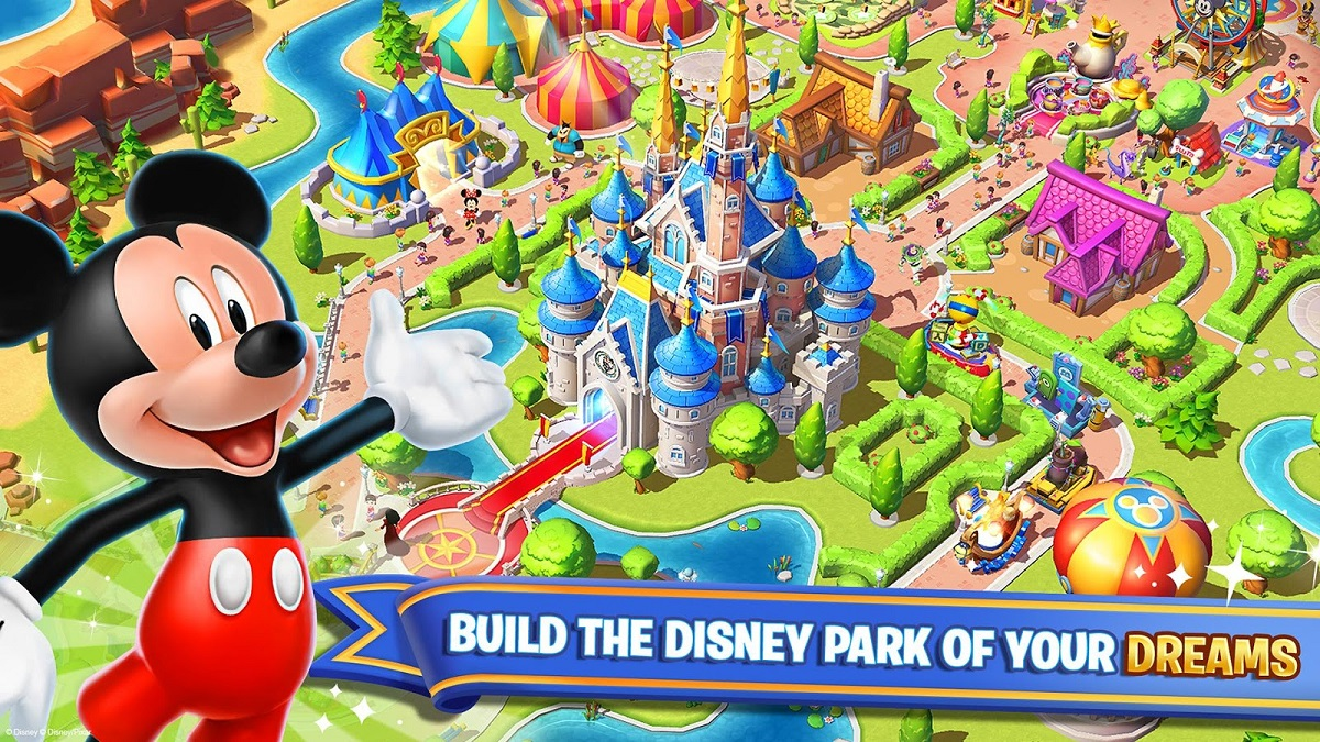 Disneys New Magic Kingdom Game Now Available For Windows
