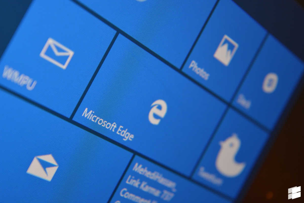 Microsoft Edge is being used by more than 330 million Windows 10 devices 1