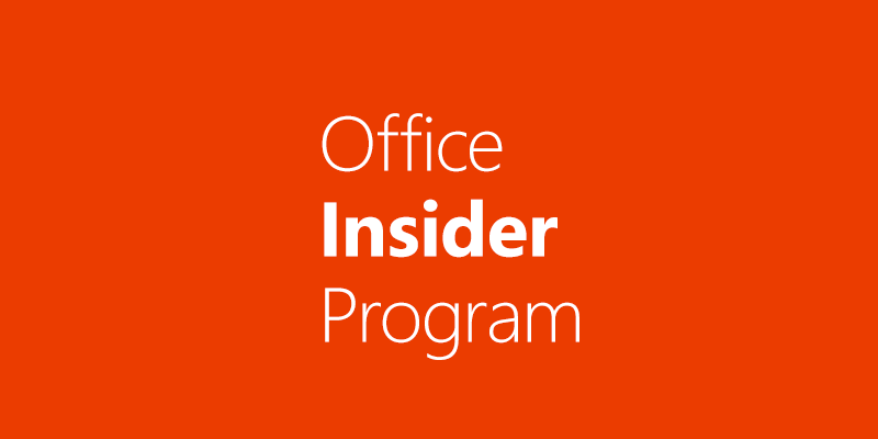 photo image Latest Office Insider build comes with improvements for Scheduling Assistant and more