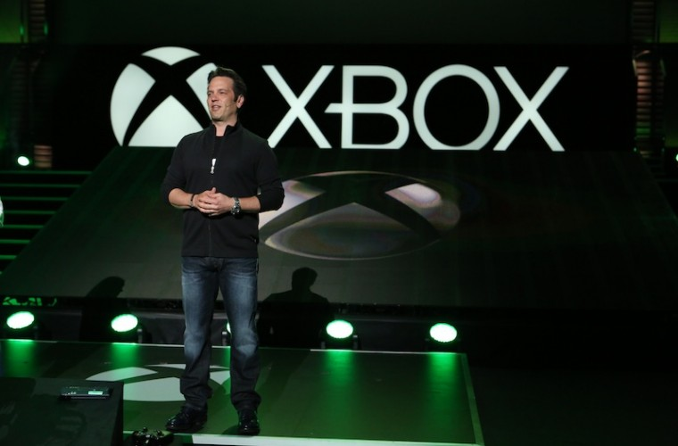 Phil Spencer generational exclusives leap