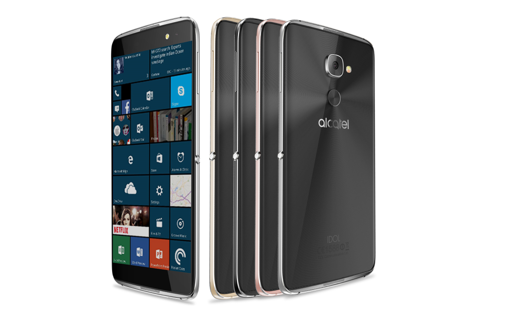 Alcatel's Idol 4 Pro to pack a 5 5-inch display, Snapdragon 820, and