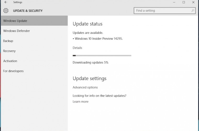 Solution: Windows Update Stuck in Windows 10 20